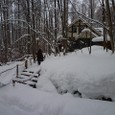 2010年1月30日(土)森の時計